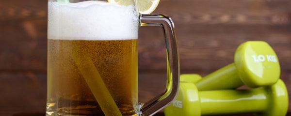 Alcool et musculation